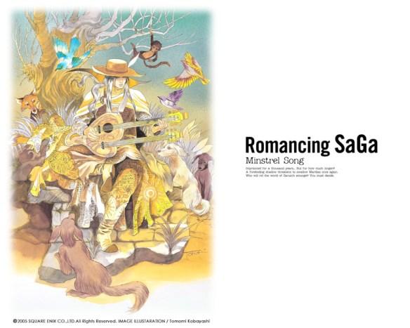 【ロマンシング サガ ミンストレルソング】ゲームアーカイブスで4月15日配信