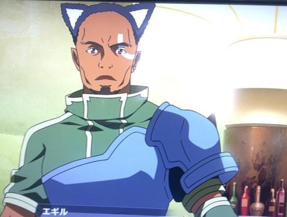 【ソードアートオンライン ロストソング】エギルオンライン