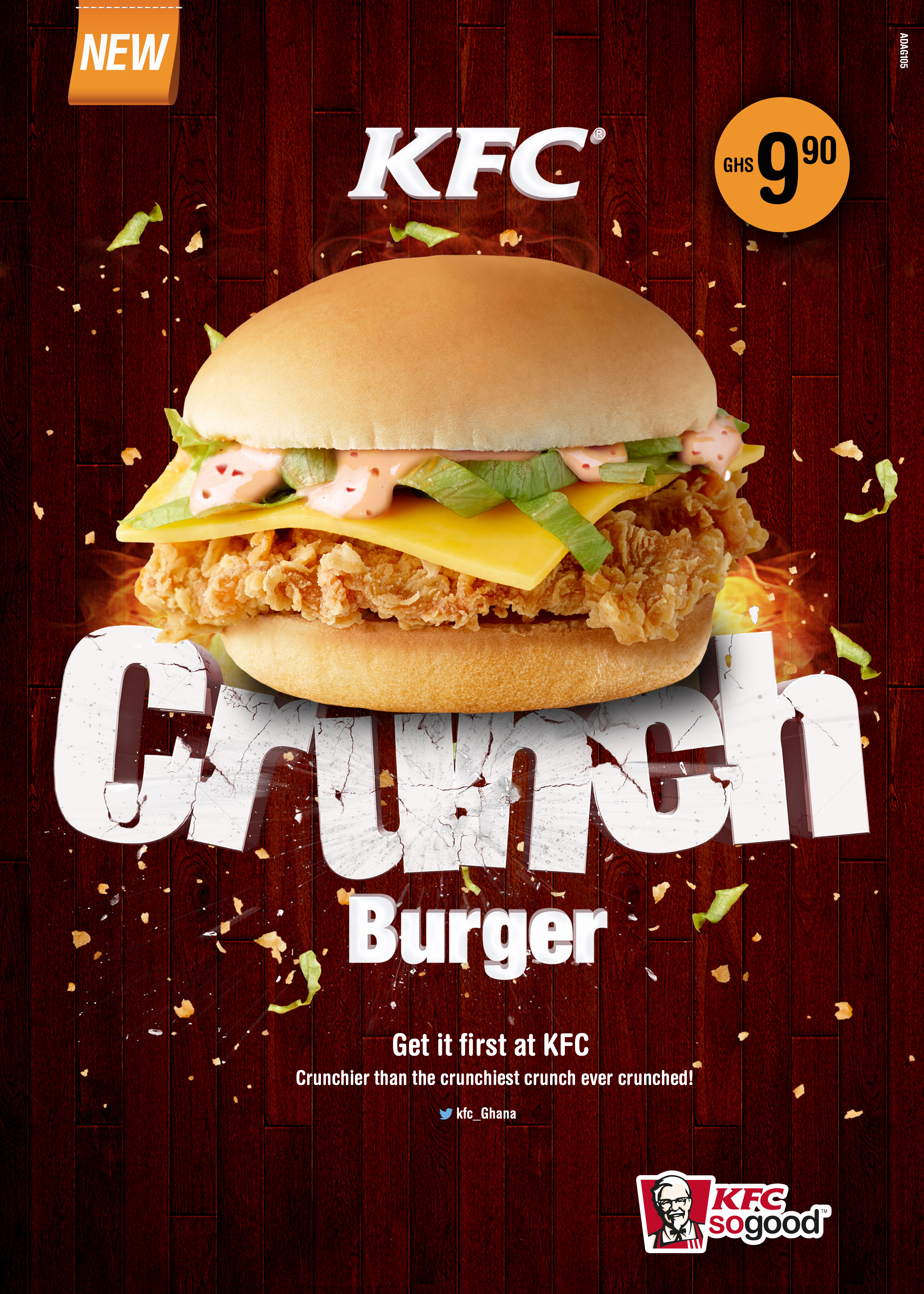 Kfc Ghana Has A New Product Details Inside