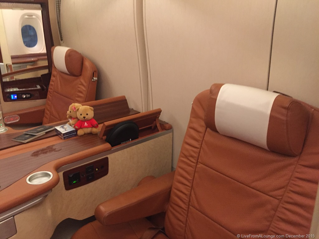 Review: Singapore Airlines A380 Suites — Singapore to Tokyo