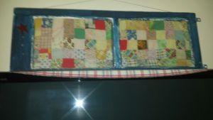 Framed quilt