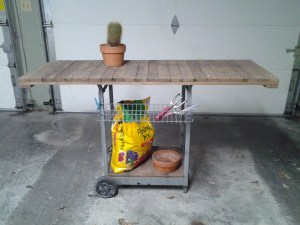 Powers potting bench