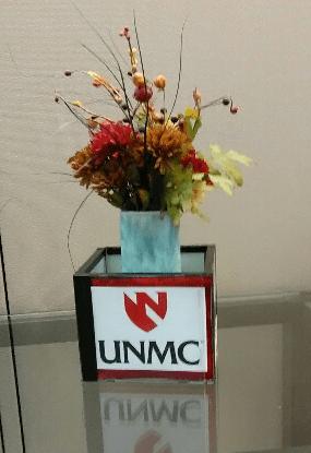 UNMC photo cube