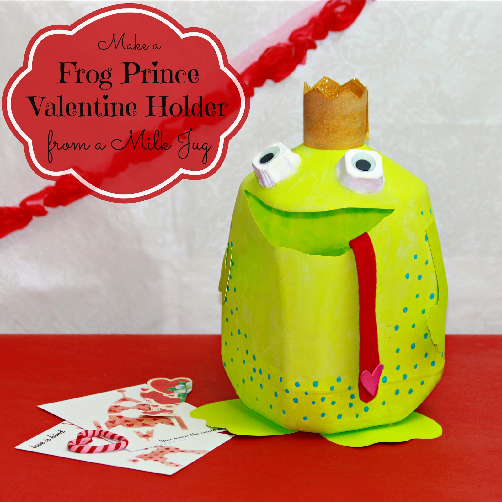 Beauteous Frog Prince Day Boxes Card Her Day Boxes Shopkins Valentines Day Boxes Kids Valentines Day Boxes inspiration Valentines Day Boxes