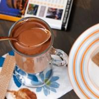 Thick Italian Hot Chocolate