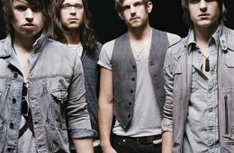 kings of leon facebook image