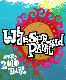 widespread panic summer tour