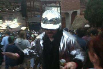 the joker coventry blog disco ball outfit