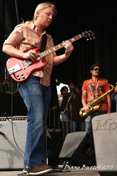 Derek Trucks Band @ Mountain Jam 2010