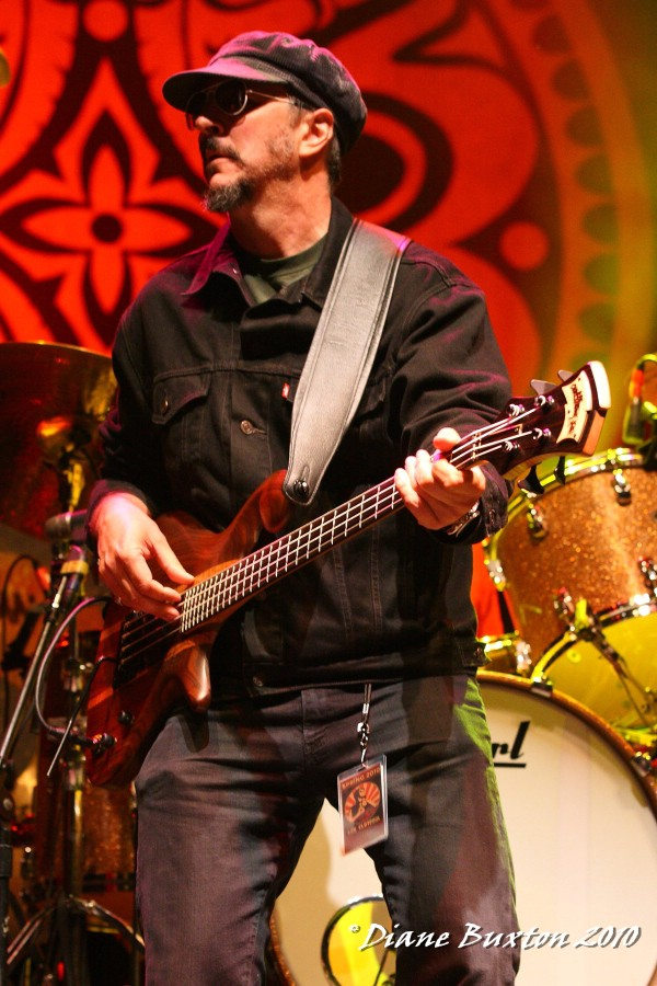 Les Claypool @ Mountain Jam 2010