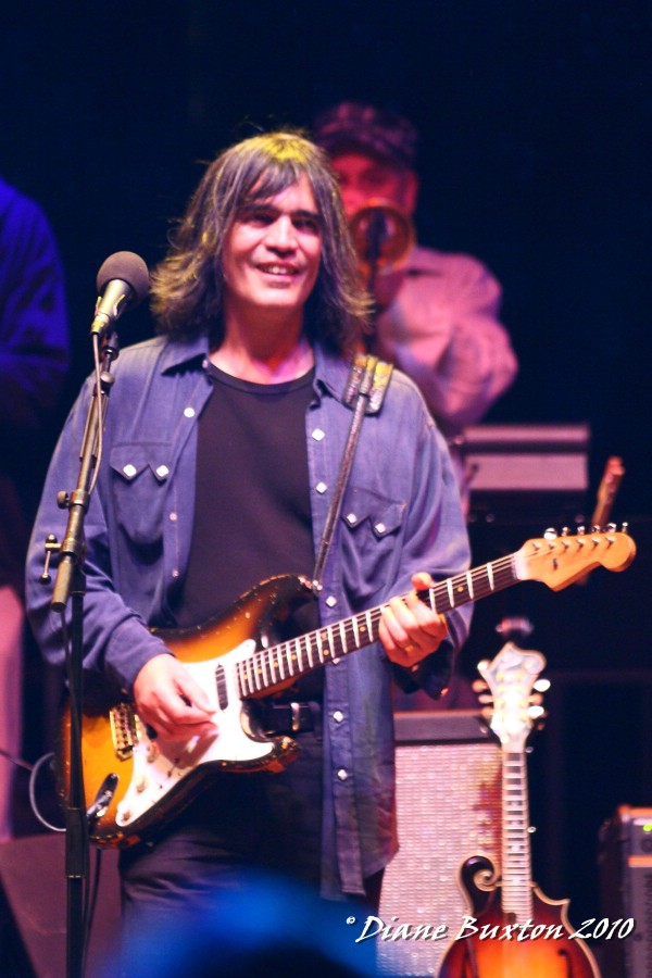 Larry Campbell @ Mountain Jam 2010