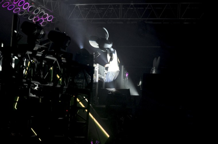 Deadmau5 @ Bonnaroo 2010