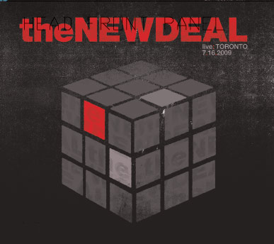 the new deal live toronto
