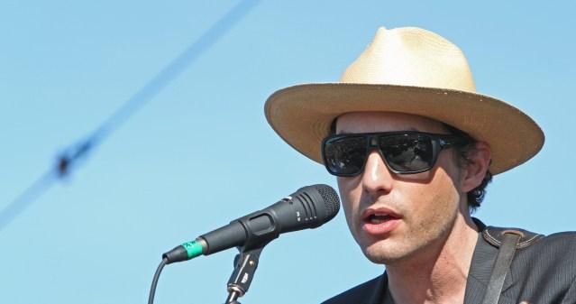 Jakob Dylan @ Nateva Music Fest