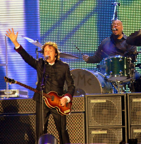 Paul McCartney @ AT&T Park, San Francisco 7/10/10