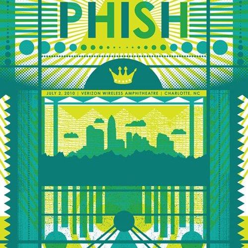 phish charlotte 7.2.2010