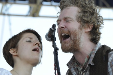 Swell Season @ Newport Folk 2010