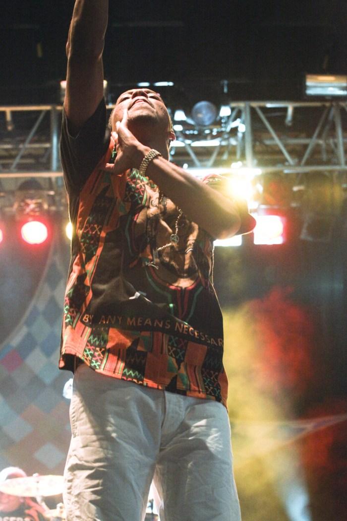 Lupe Fiasco @ North Coast Music Fest