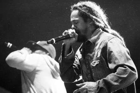 "Nas & Damian ""Jr. Gong"" Marley @ North Coast Music Fest"