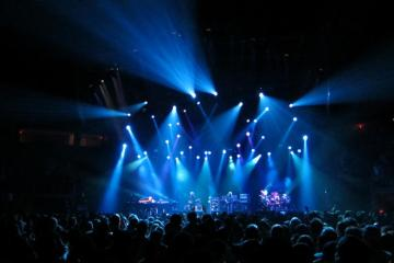 Phish @ 1stBank Center, Broomfield, CO 10/10/10