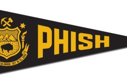 phish pennant