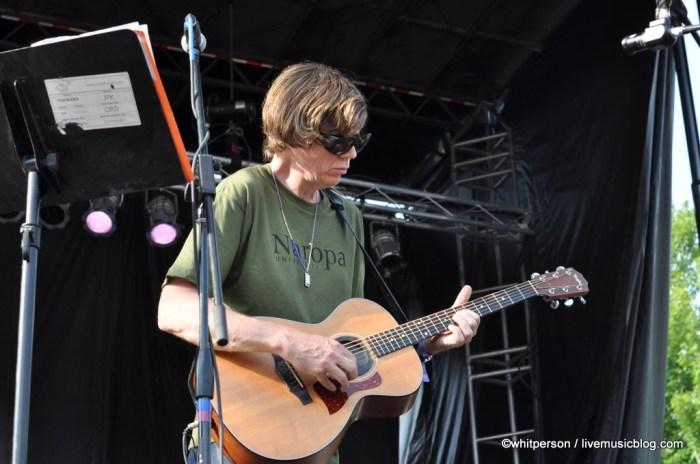 Thurston Moore @ Pitchfork Music Festival 2011