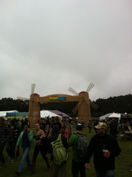 Polo Field @ Outside Lands 2011