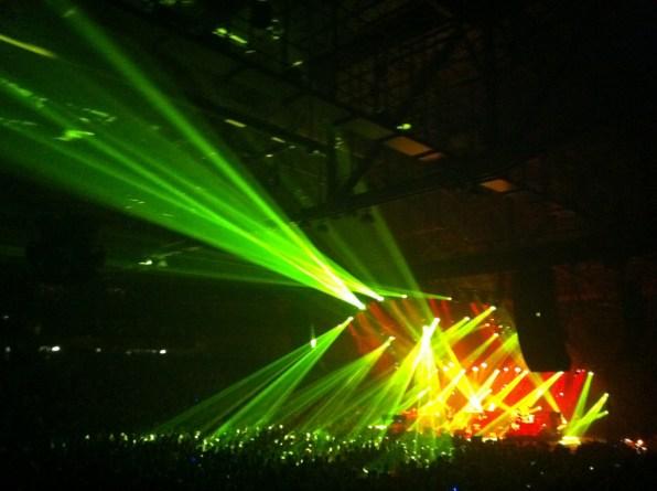 Phish @ UIC Pavilion, Chicago 8/17/11