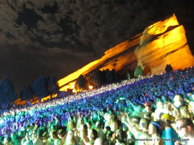 Pretty Lights @ Red Rocks, Colorado 8/13/11