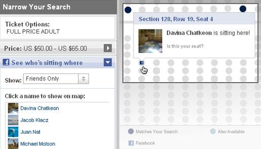 ticketmaster facebook