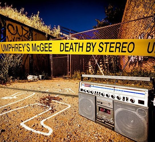 umphreys mcgee death by stereo cover