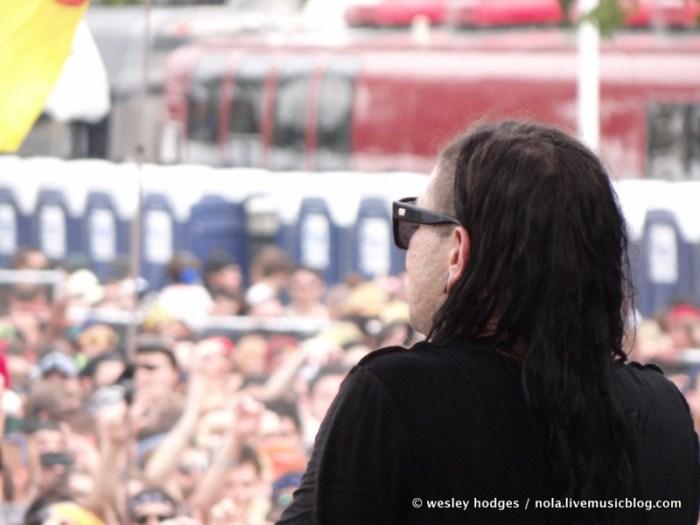 Skrillex @ ACL Fest 2011