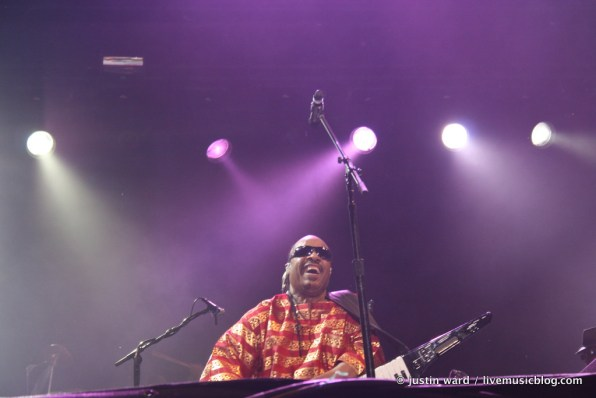 Stevie Wonder @ ACL Fest 2011