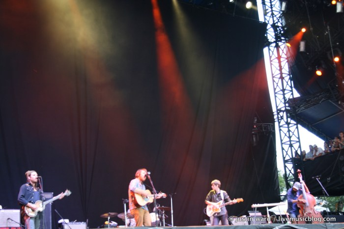 Fleet Foxes @ ACL Fest 2011
