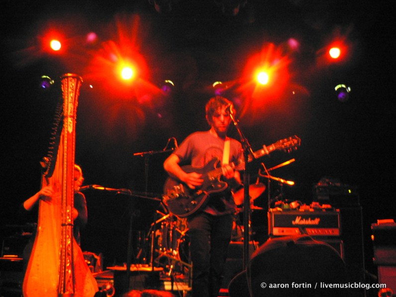 The Barr Brothers @ El Rey Theatre, LA 9/21/11