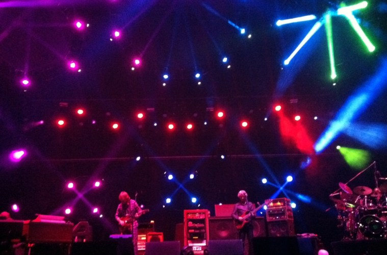 Phish @ Dick's, 9/3/11