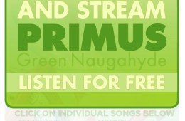 south park streams primus album