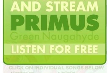 south park streams primus album