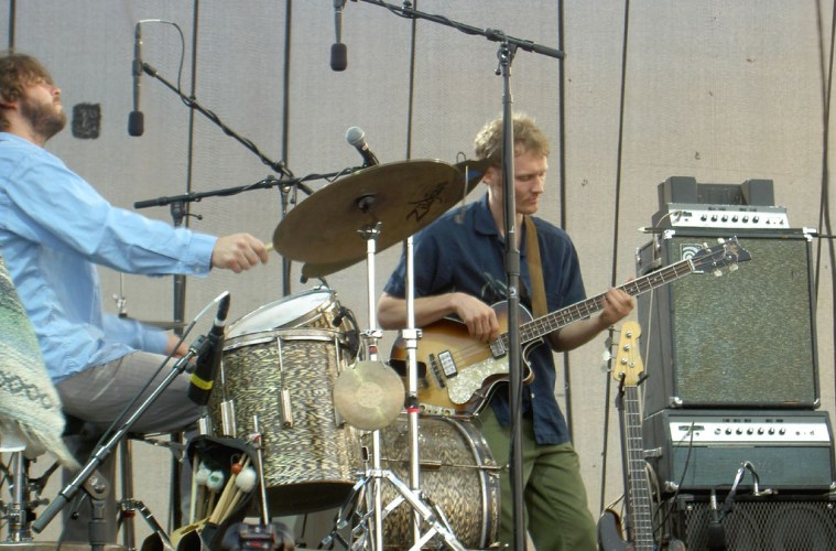 Medeski, Martin, and Wood