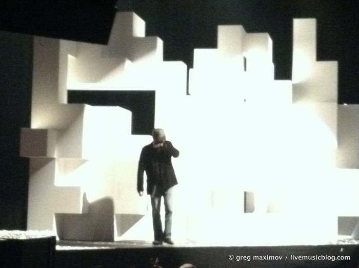 Amon Tobin @ The Warfield, SF 10/2/11