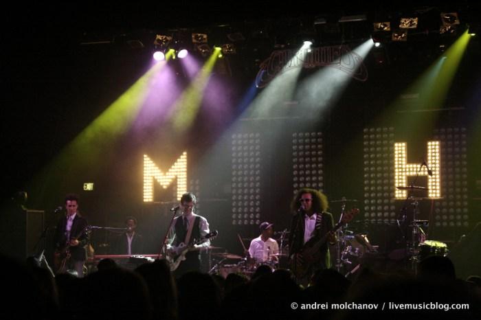 Mayer Hawthorne @ Boulder Theater, CO 10/6/11