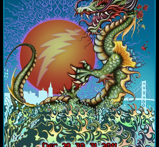 furthur nye in sf