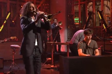 kenny g and foster the people