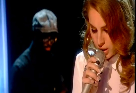 lana del rey live on jools