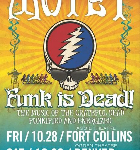 motet funk is dead