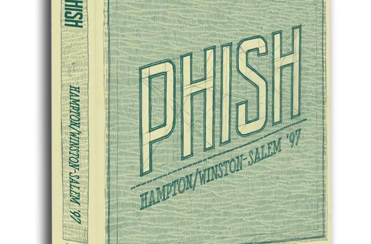 phish hampton winston salem