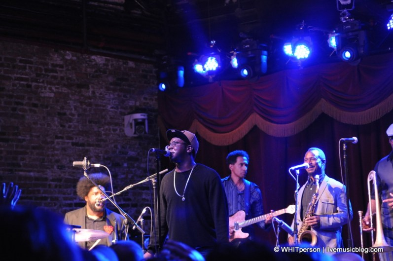 Soulive @ Brooklyn Bowl, 3.1.12 (38)