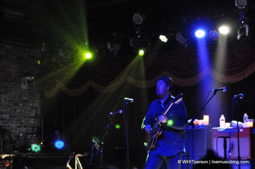 Soulive @ Brooklyn Bowl, 3.1.12 (8)