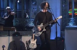 jack white on snl