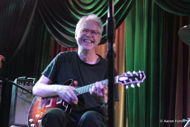 Bill Frisell Smiling